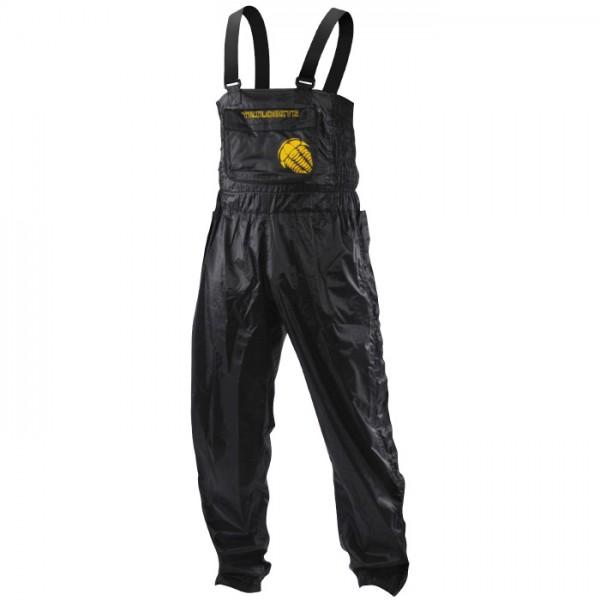 Trilobite 861 Rain jeans suit unisex black Γυναικεία παντελόνια
