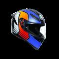 AGV K1 Power Matt Dark blue/Orange/White
