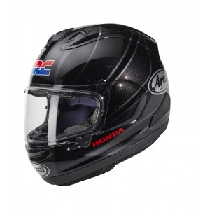 Full face κράνος RX-7V Honda CBR Silver ARAI