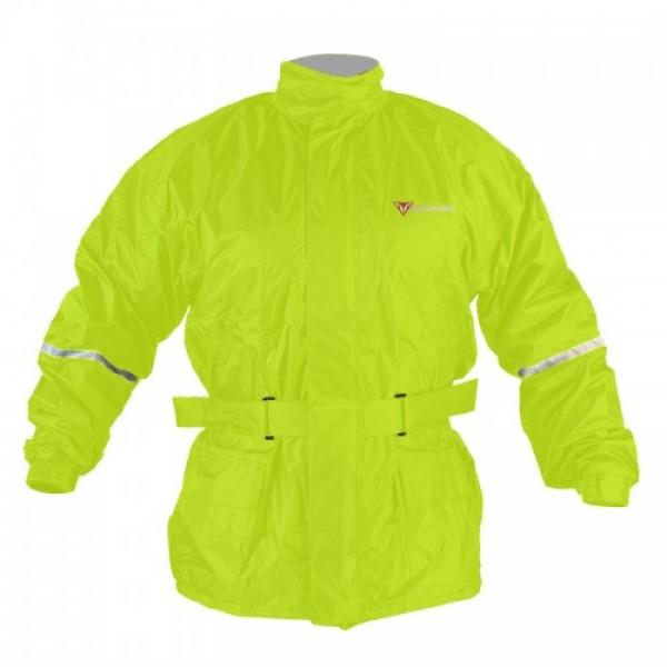 Aδιάβροχο μπουφάν μοτοσυκλέτας Nordcode Rain Jackets fluo ΑΔΙΑΒΡΟΧΑ