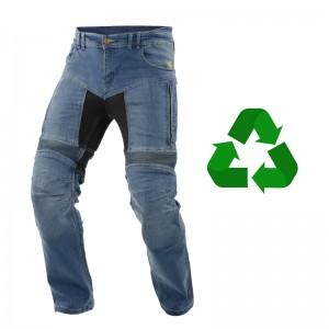 Ανδρικα Παντελονια - Trilobite 661 Parado Recycled men jeans blue Ανδρικά Παντελόνια