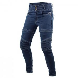 Γυναικεια Παντελονια - Trilobite 1967 Zipsy ladies jeans dark blue level 2 Γυναικεία παντελόνια