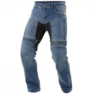 Ανδρικα Παντελονια - Trilobite 661 Parado mens jeans blue Ανδρικά Παντελόνια